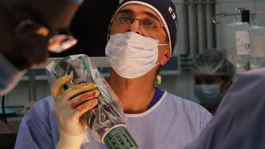 Dinu Marius - medic urologie bucuresti chirurgie robotica